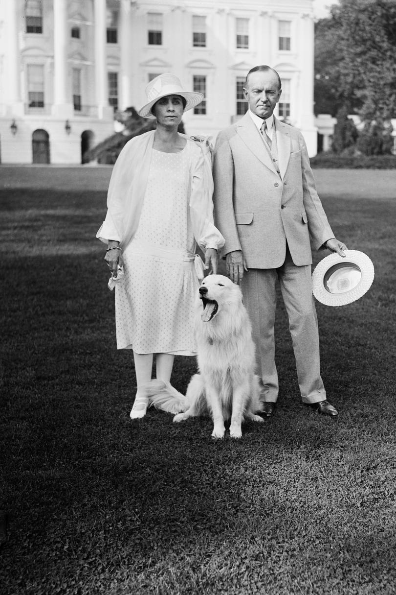 RX_1610_Presidential Dogs_Rob Roy Coolidge