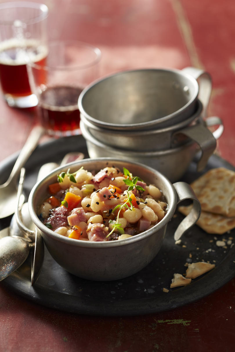 Ham And Bean Soup Recipe Southern Living
