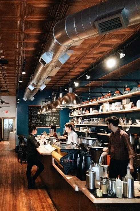 Joule Coffee + Table: Raleigh, NC