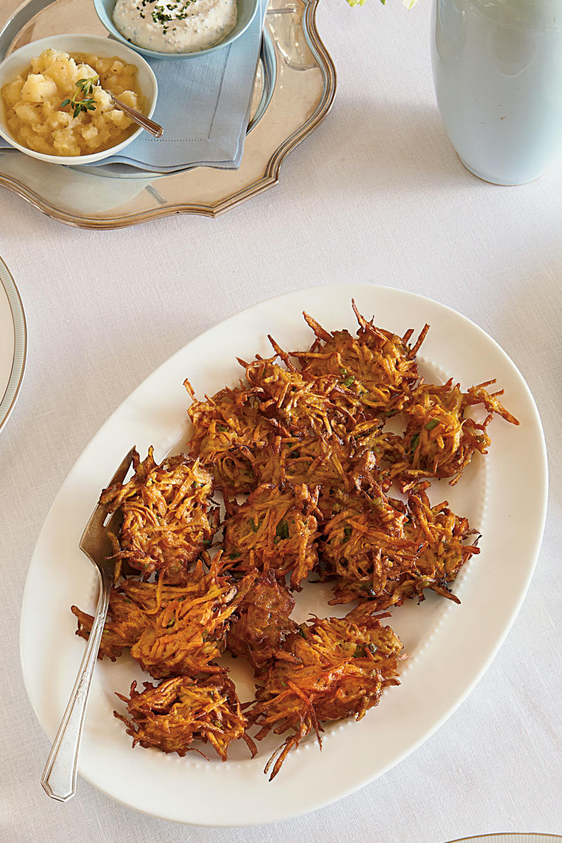 7 Tips for the Best Latkes Ever - Southern Living
