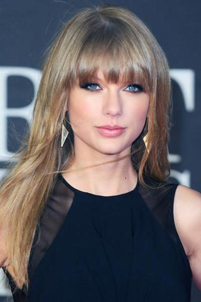 Taylor Swift Classic Haircut
