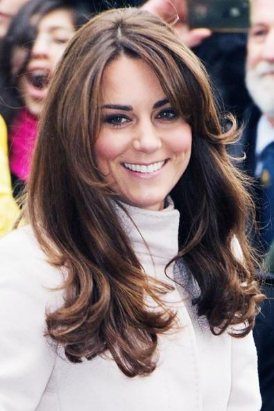 Duchess of Cambridge Classic Haircut