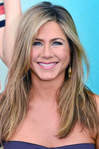 Jennifer Aniston Classic Haircut