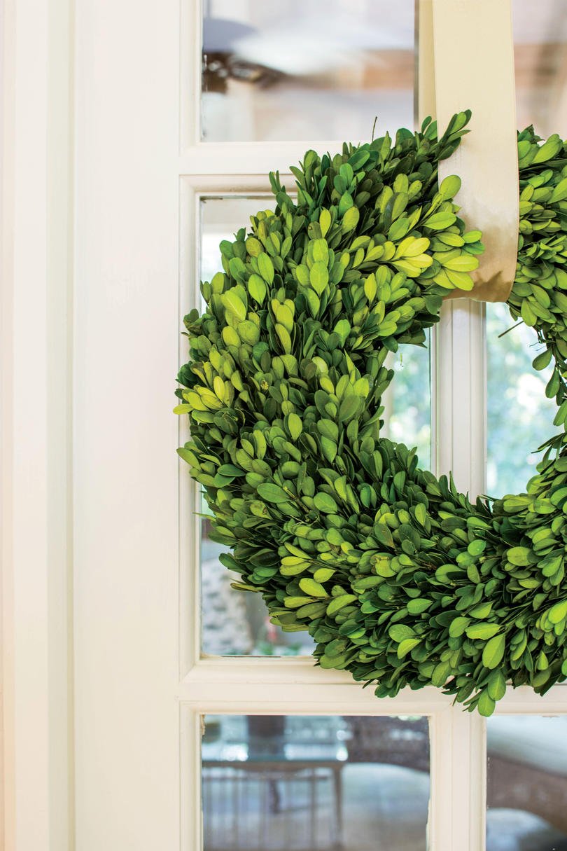 Faux Wreath