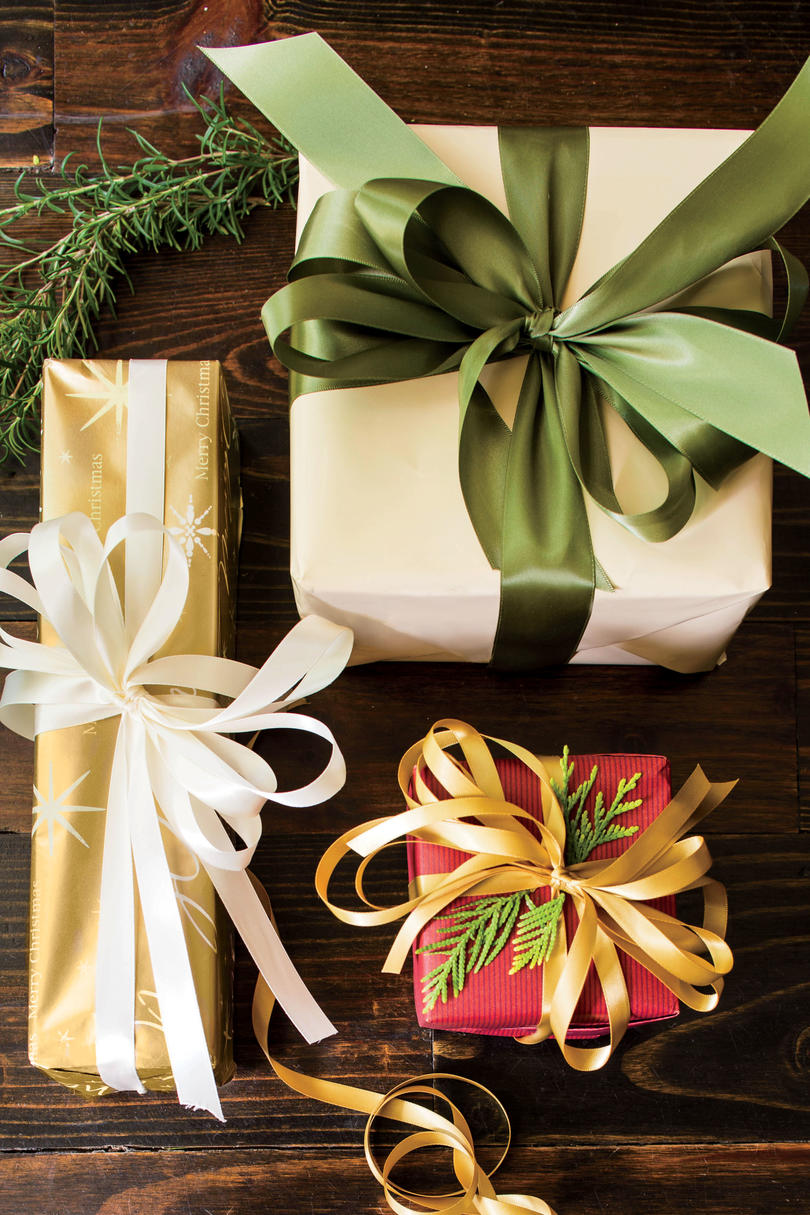 Keep Them Guessing with Gift Wrap