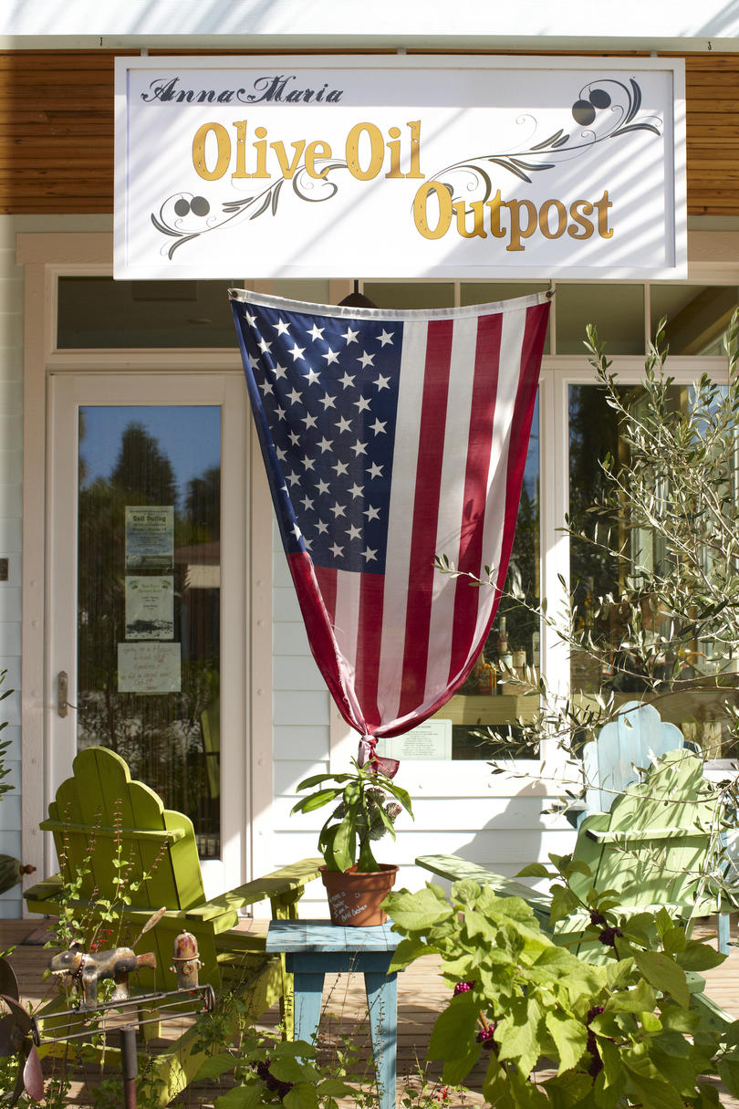 The Olive Outpost on Anna Maria Island