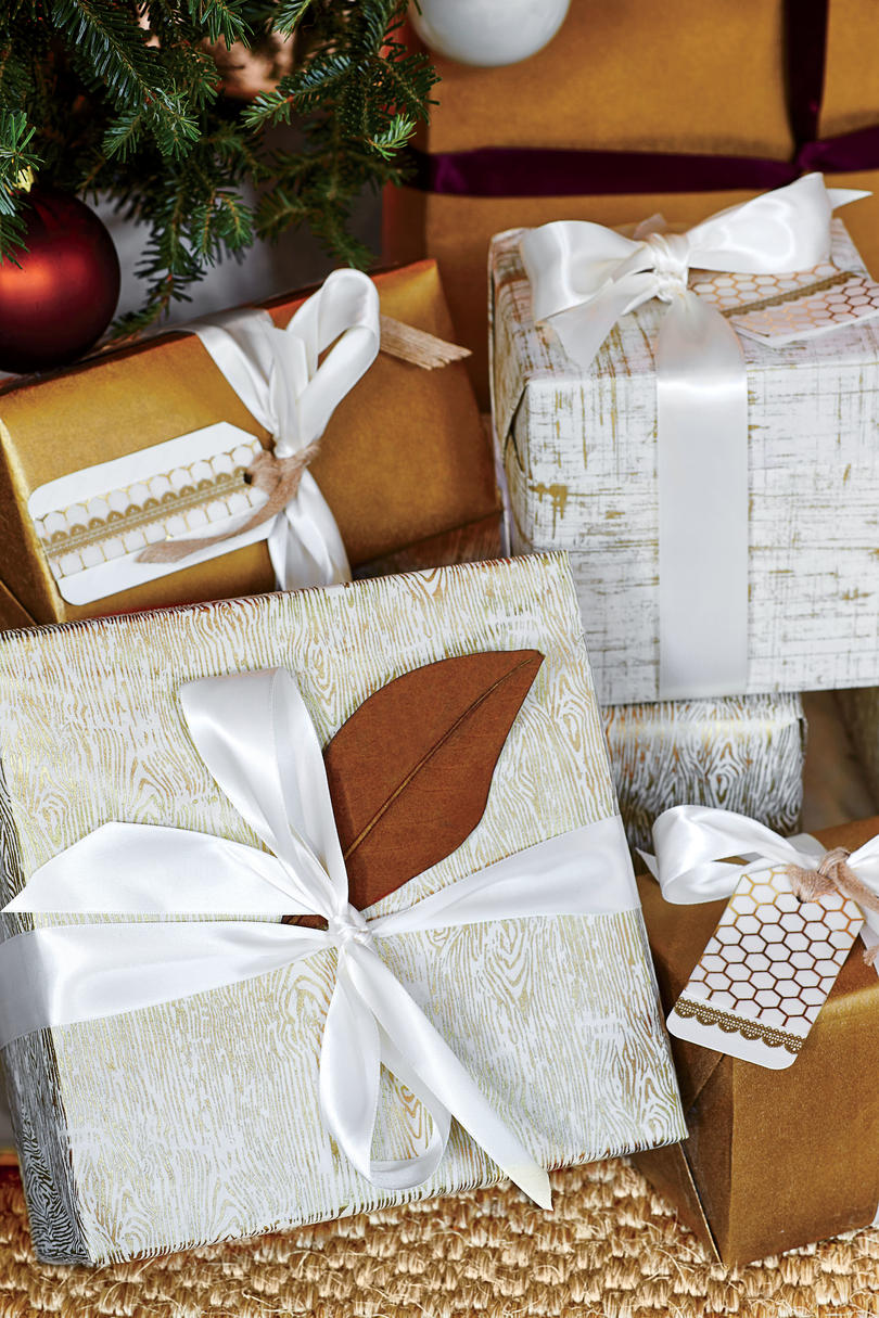 Weave Gifts Into Your Decor