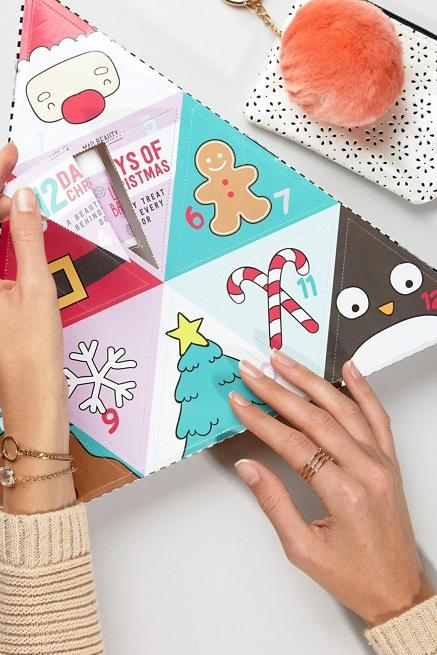 MAD Beauty ASOS Exclusive 12 Days of Holidays Advent Calendar