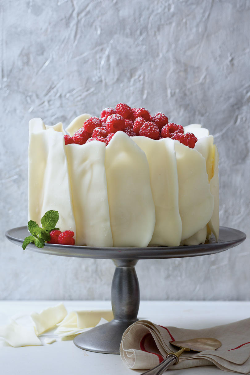 Homemade White Cake Recipe Southern Living