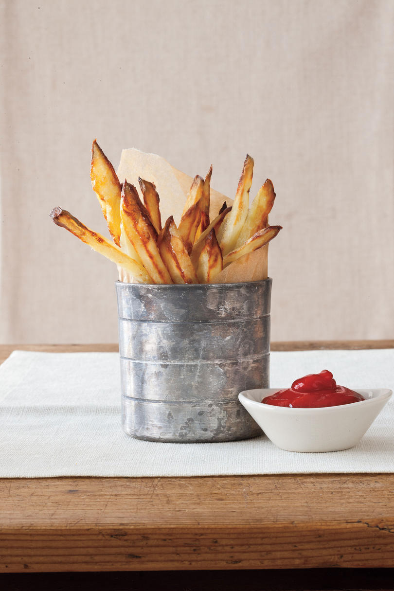 Baked Fries
