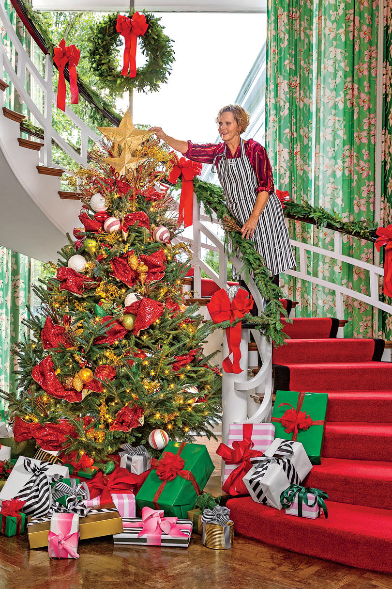 christmas at the greenbrier southern living