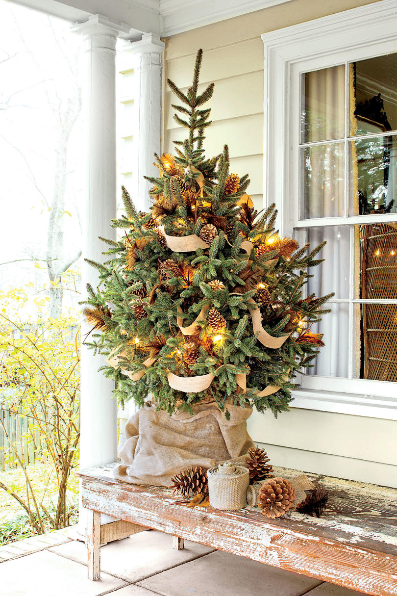 Christmas tree decorating ideas southern living - Southern living decorating ...