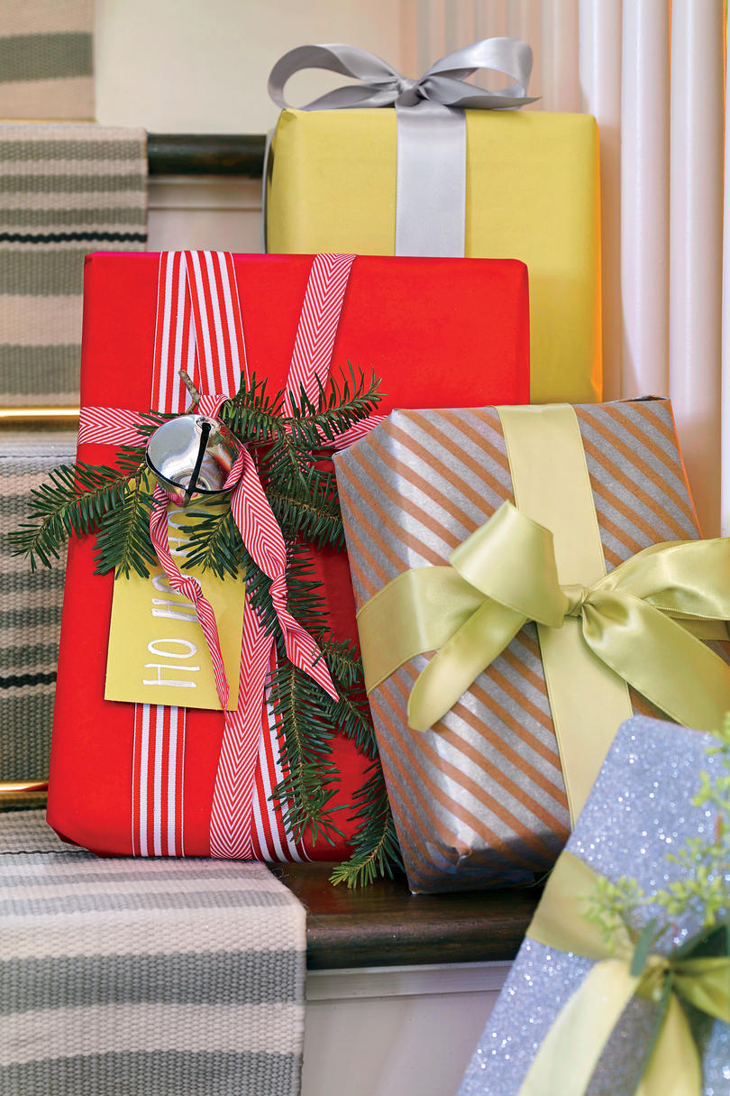 Step-by-Step Christmas Gifts