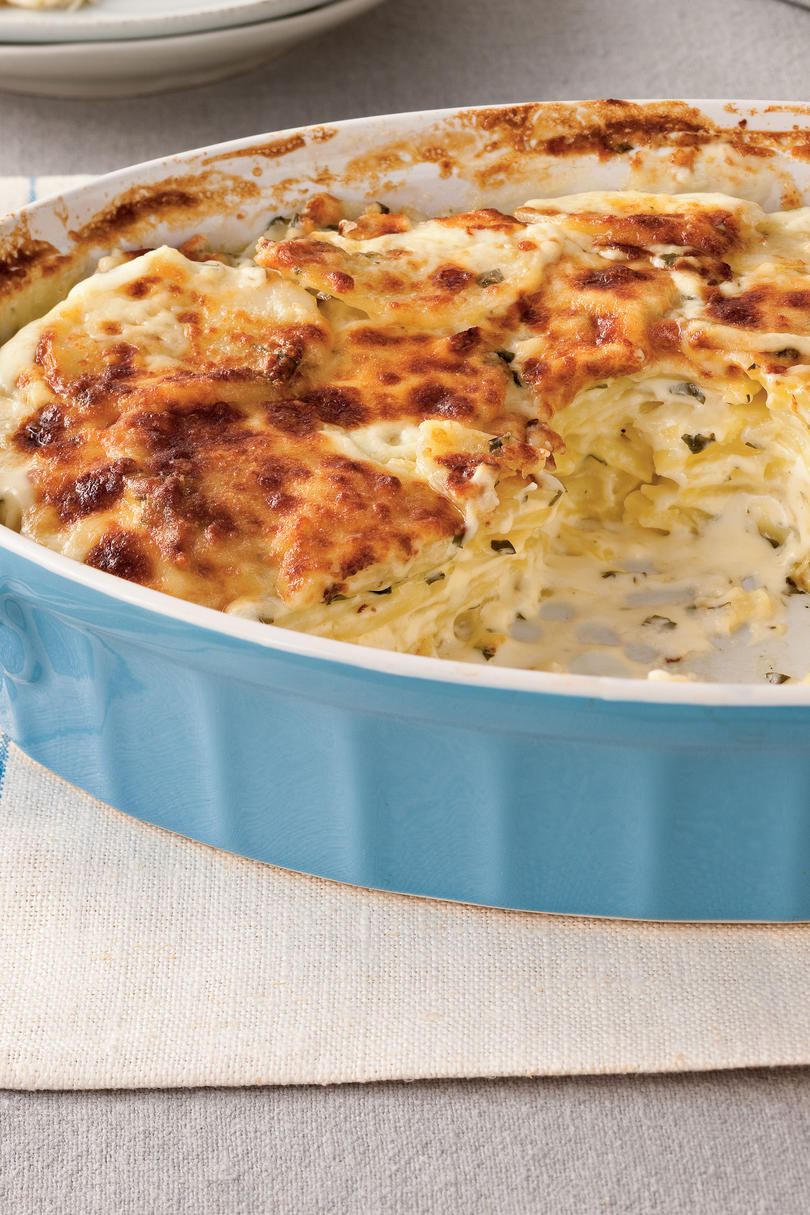 50 Best Thanksgiving Parmesan Scalloped Potatoes