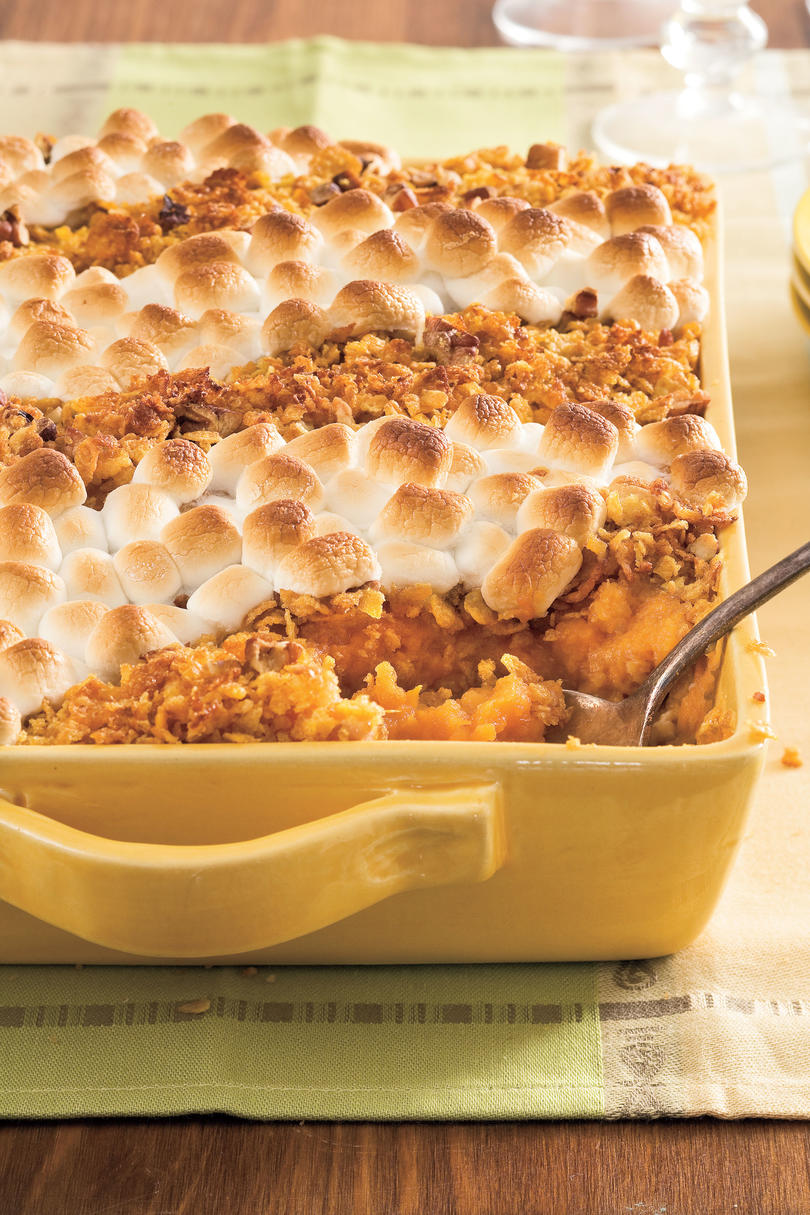 50 Best Thanksgiving Classic Sweet Potato Casserole