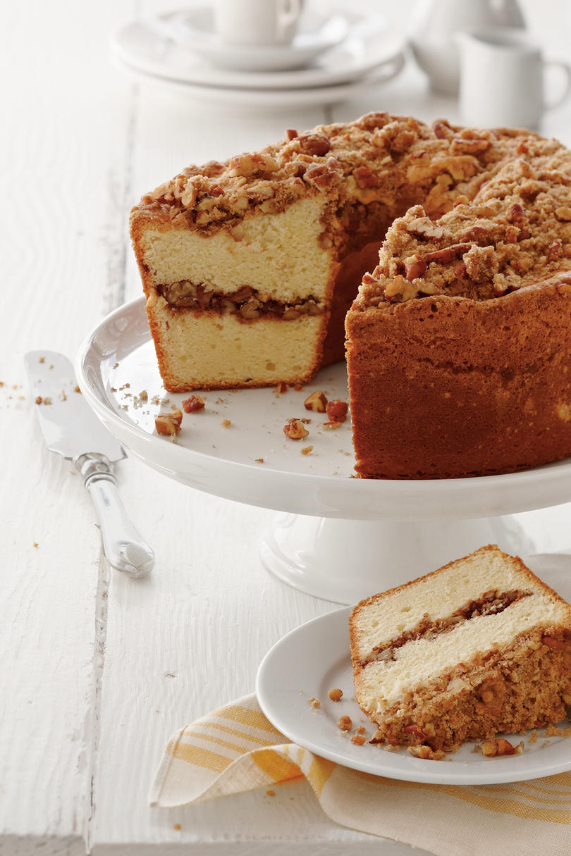 Brunch for a Crowd Coffee Pound Cake