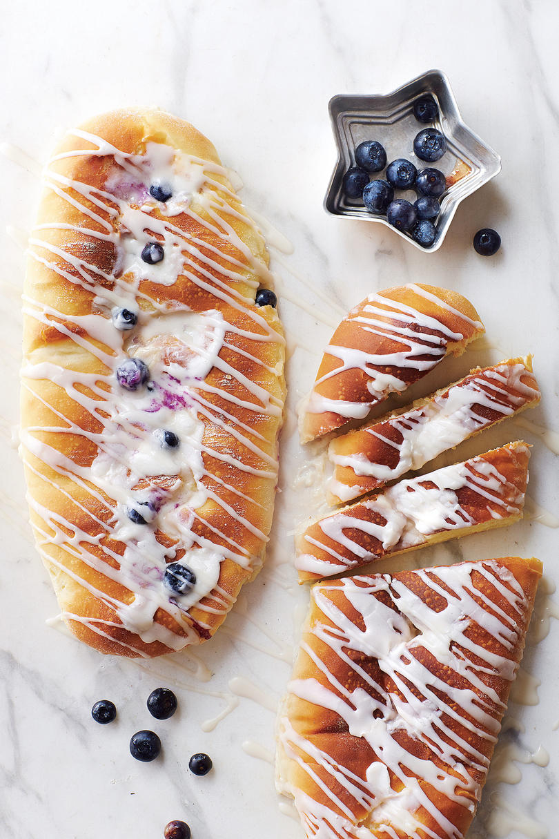 Brunch for a Crowd Cream Cheese Pastries