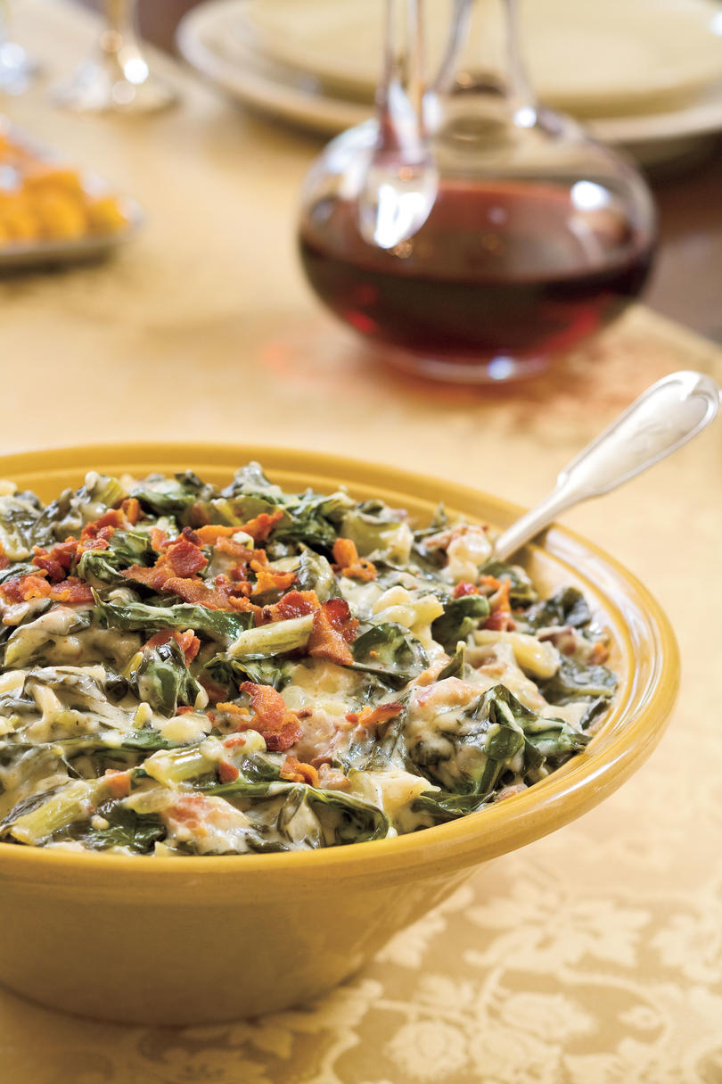 50 Best Thanksgiving Creamed Collards