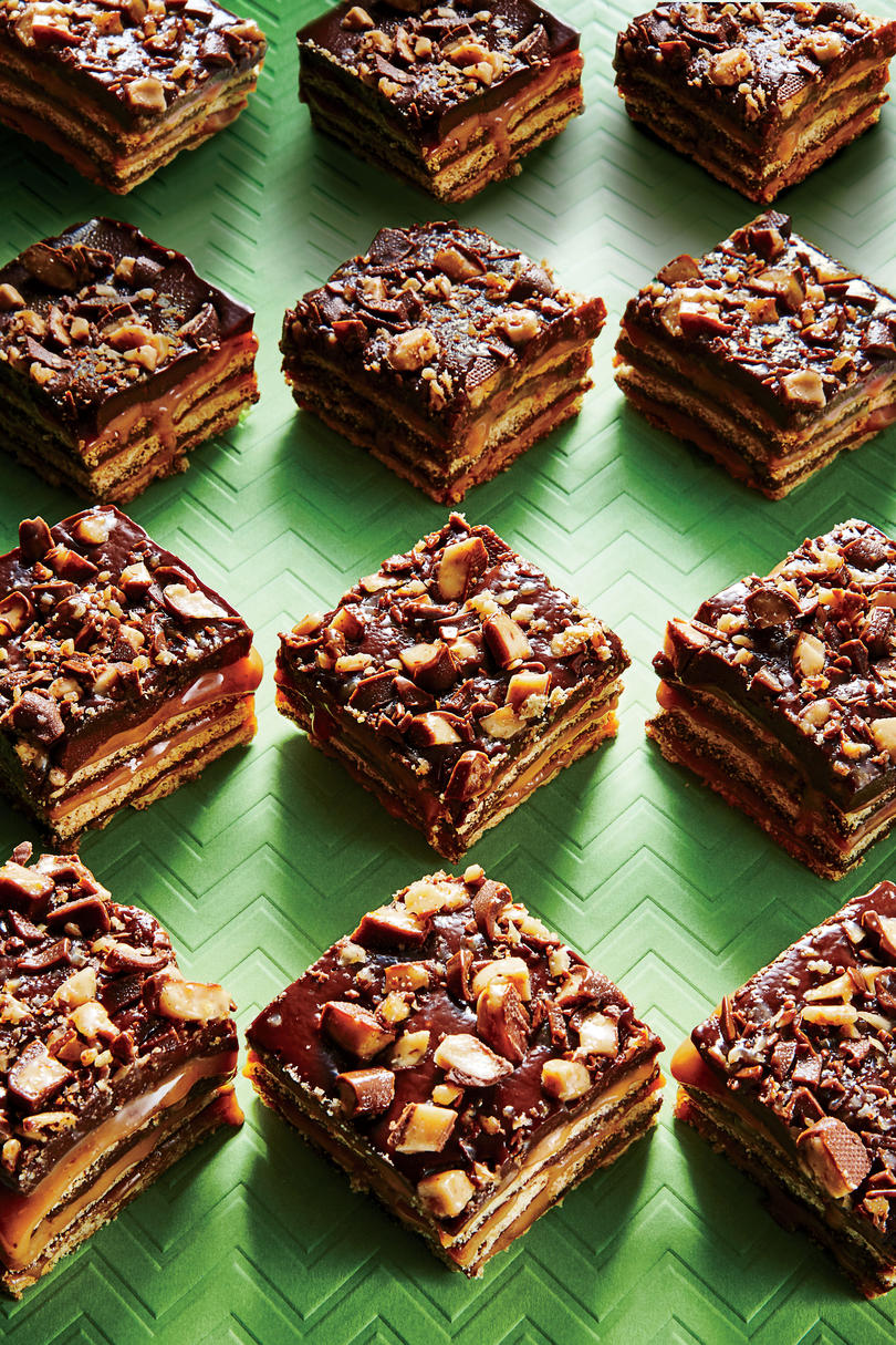 No-Bake Christmas Cookies and Bars You Need to Whip Up This Season ...