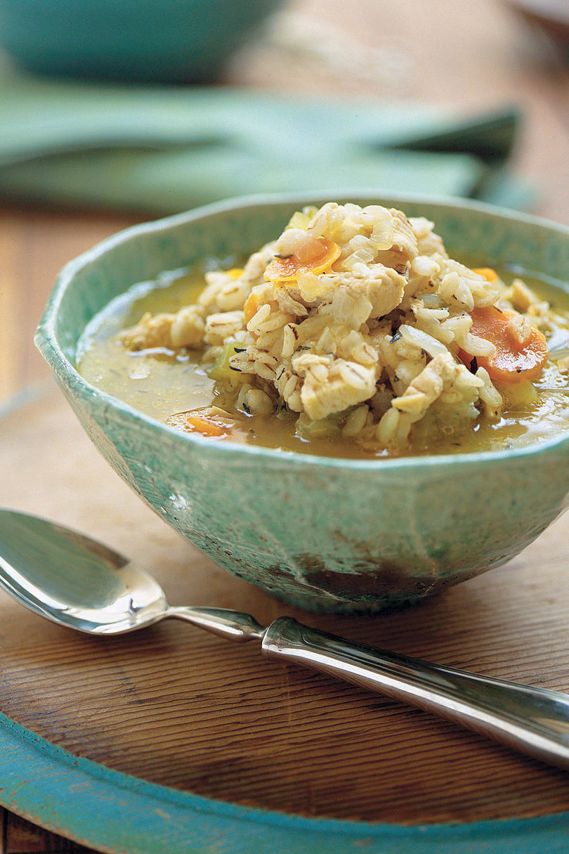 Chicken Soups Chunky Chicken-Barley Soup