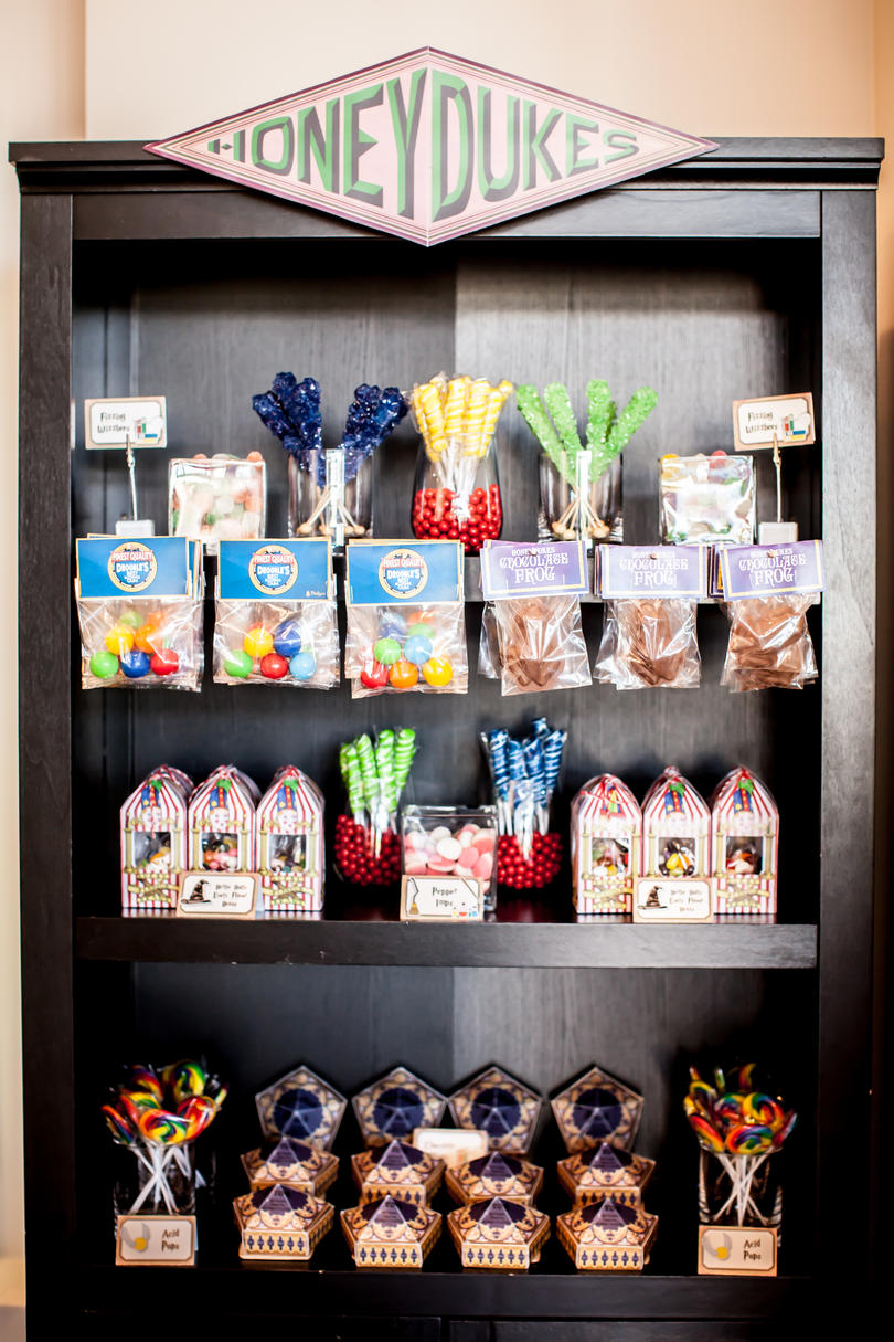 Creative Kids' Birthday Party Harry Potter Party 3