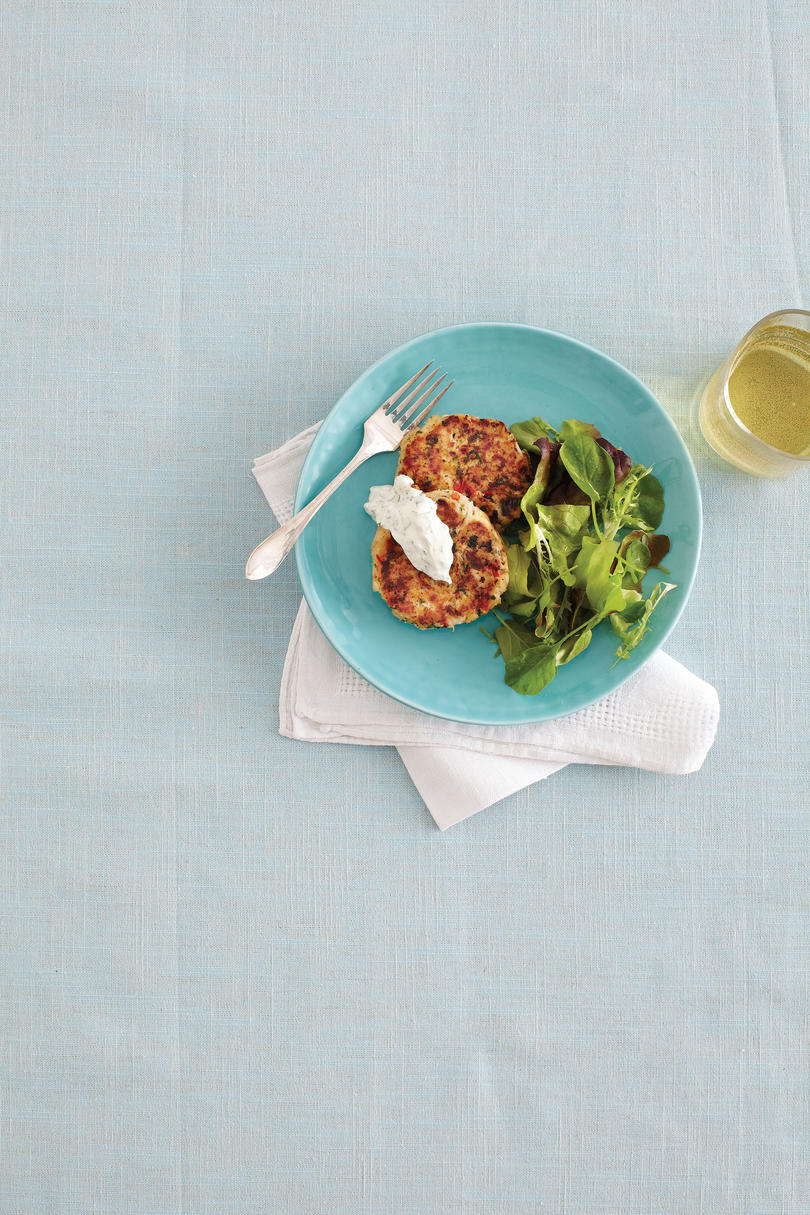 Light Crab Cakes Southern Living