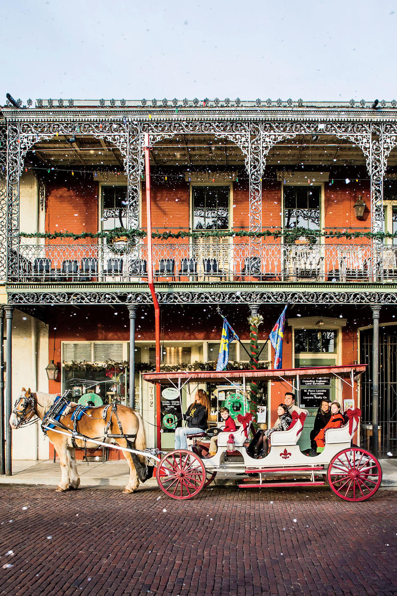 Downtown Natchitoches Christmas