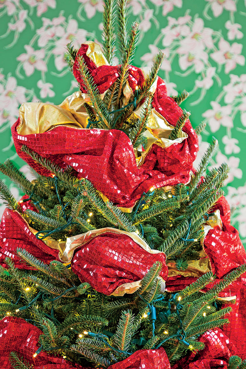 start at the top - When To Start Decorating For Christmas