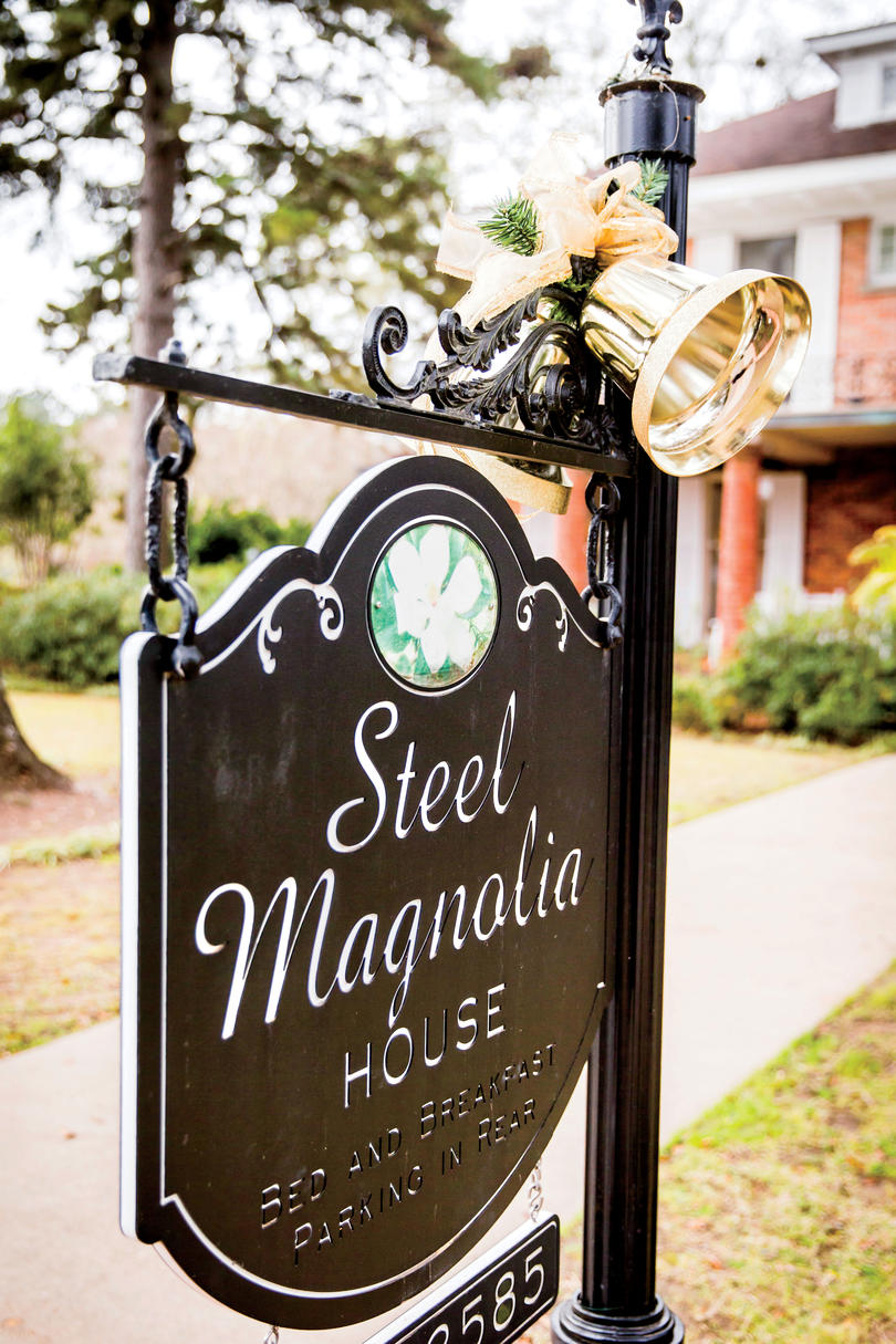 Steel Magnolia House in Natchitoches, LA