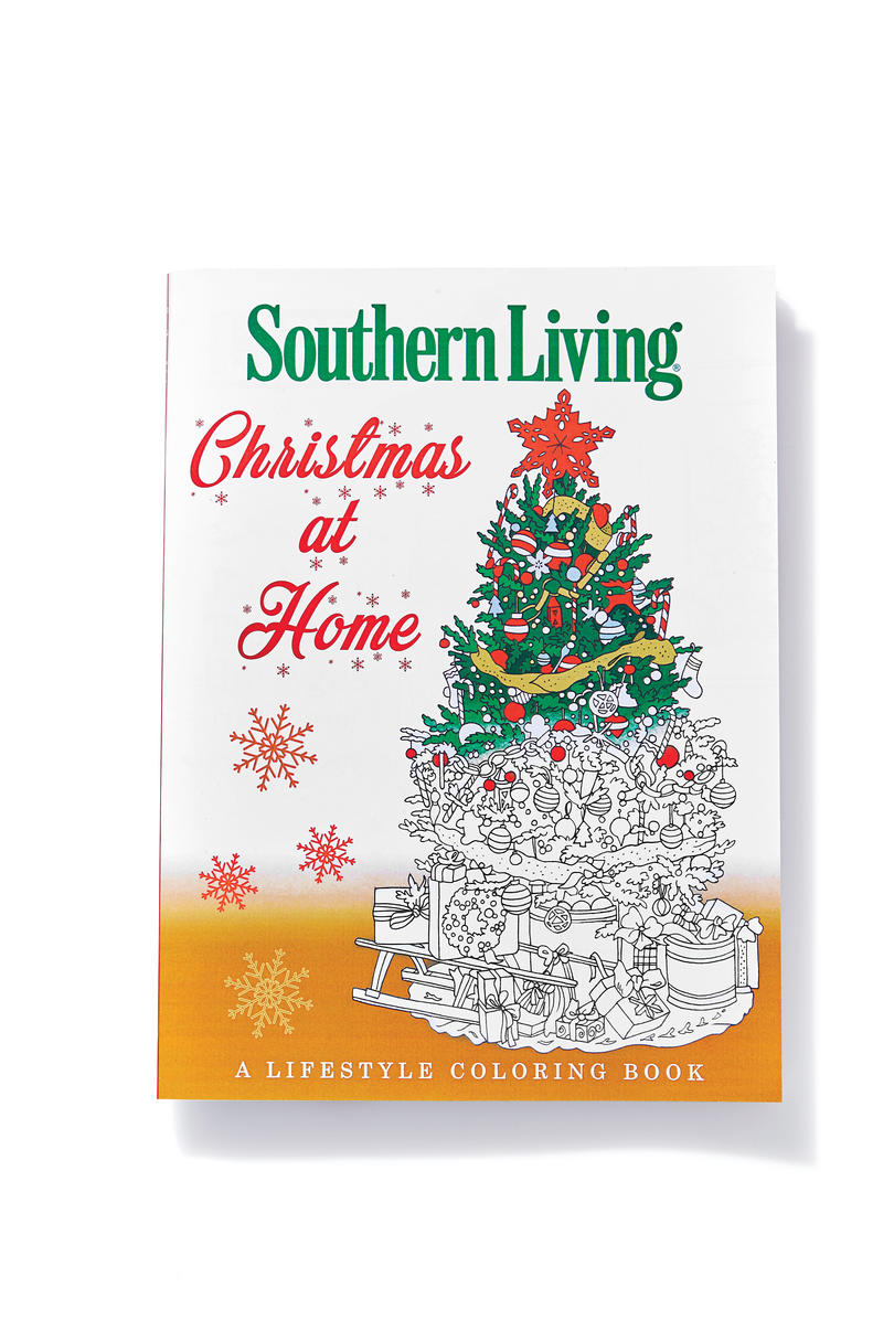 Southern Living Coloring Book
