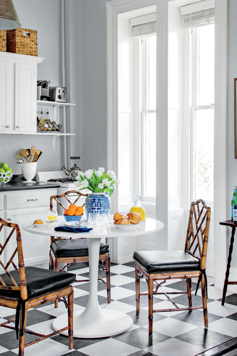 Decor Inspiration A Kitchen To Live In: Tiny Kitchen Inspiration That You'll Want To Pin