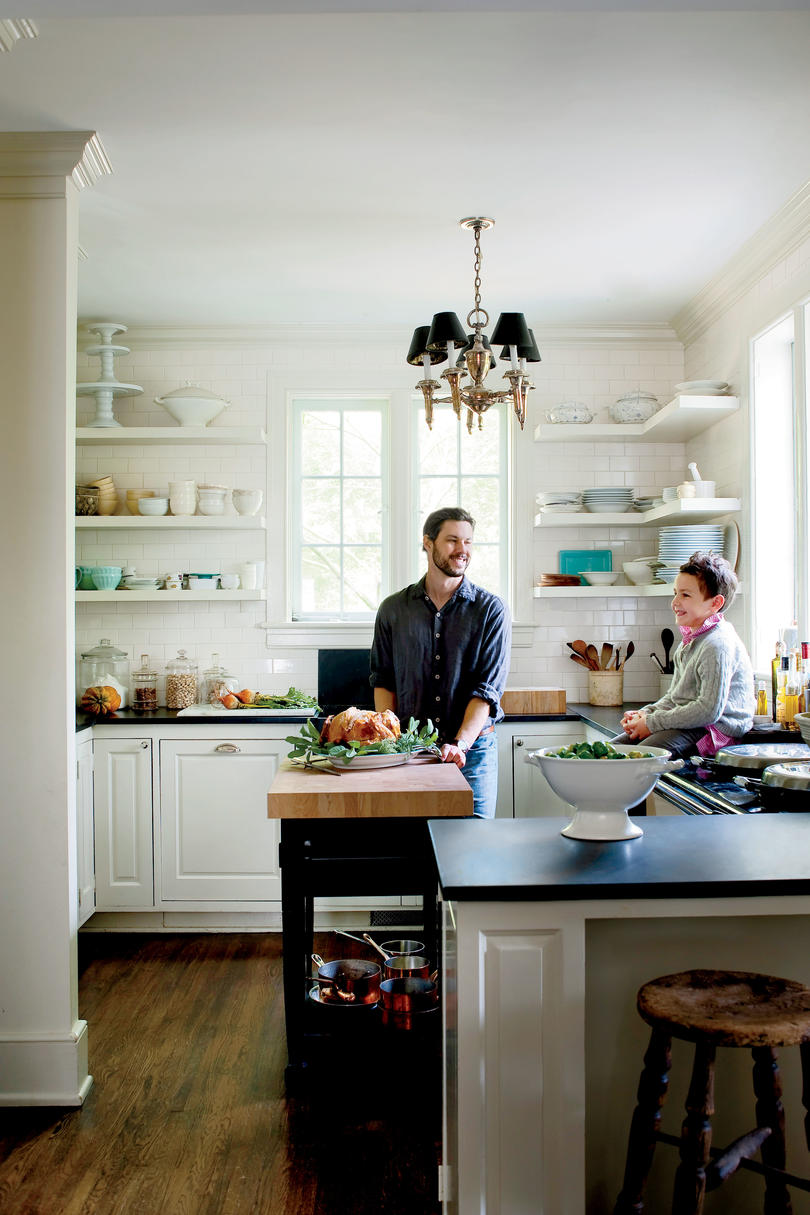 Tiny Kitchen tiny kitchen inspiration that you'll want to pin - southern living