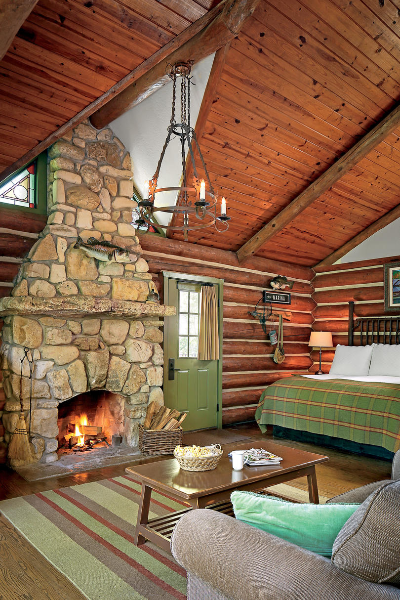The Mountains: Big Cedar Lodge