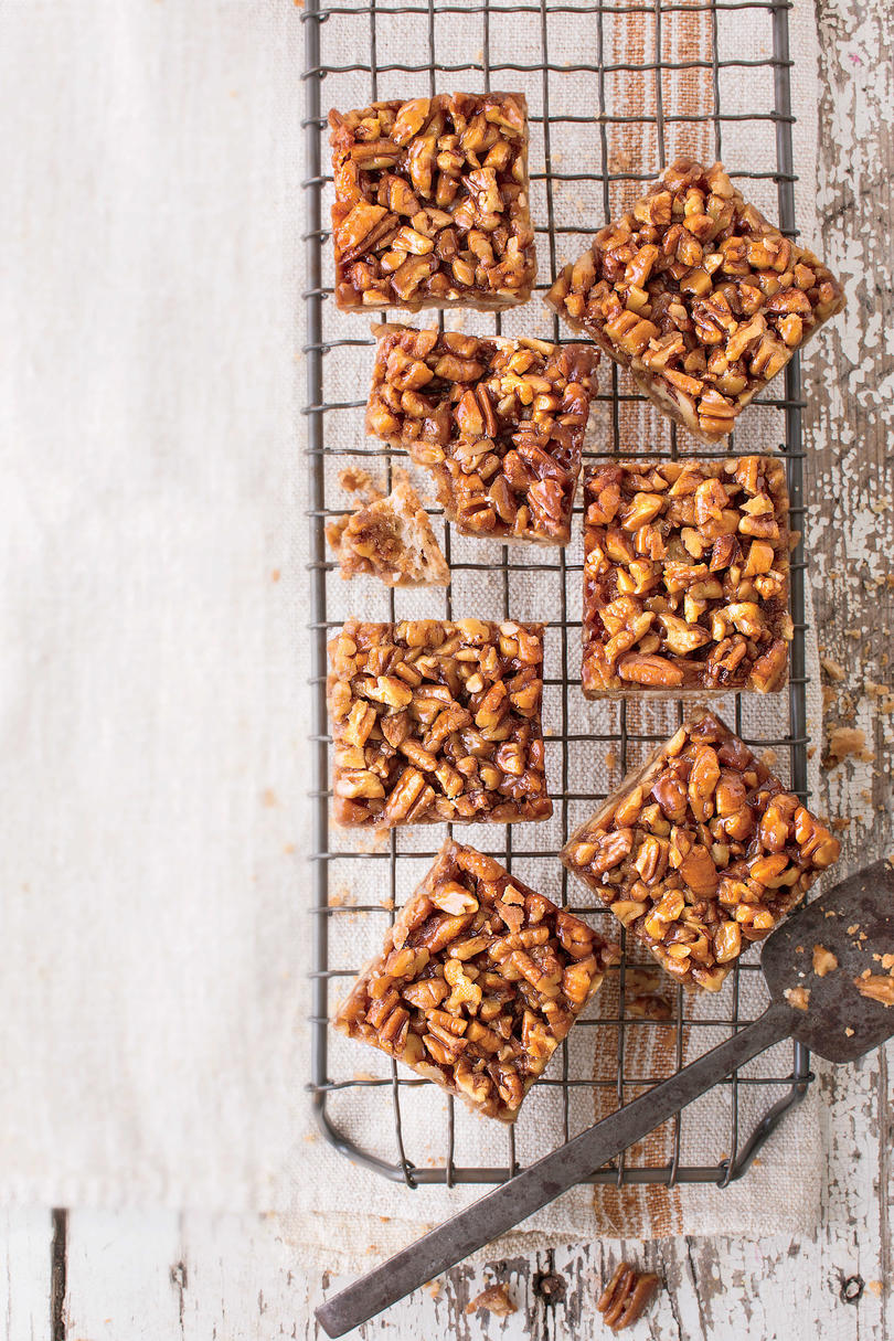 RX_1804_13x9 Dessert Wonders_Pecan Pie Bars
