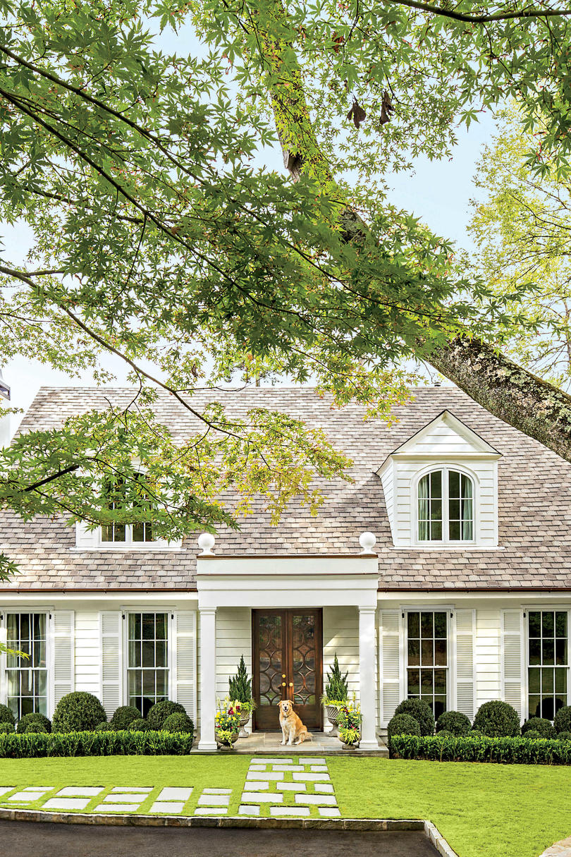 Birmingham Colonial Before and After
