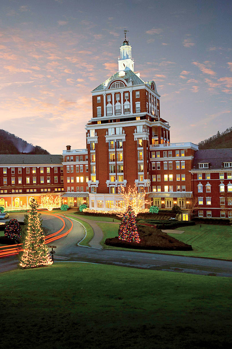 The Mountains: The Omni Homestead Resort