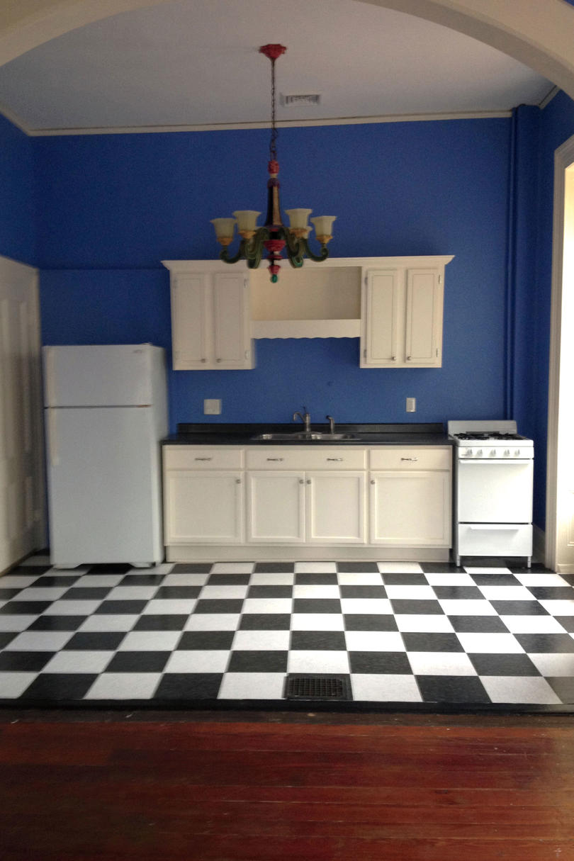 A Wilmington Jewel Box: The Kitchen Before