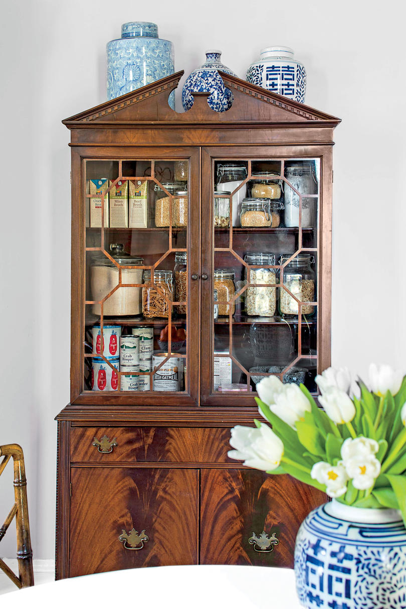 A Wilmington Jewel Box: Clever Storage Solutions