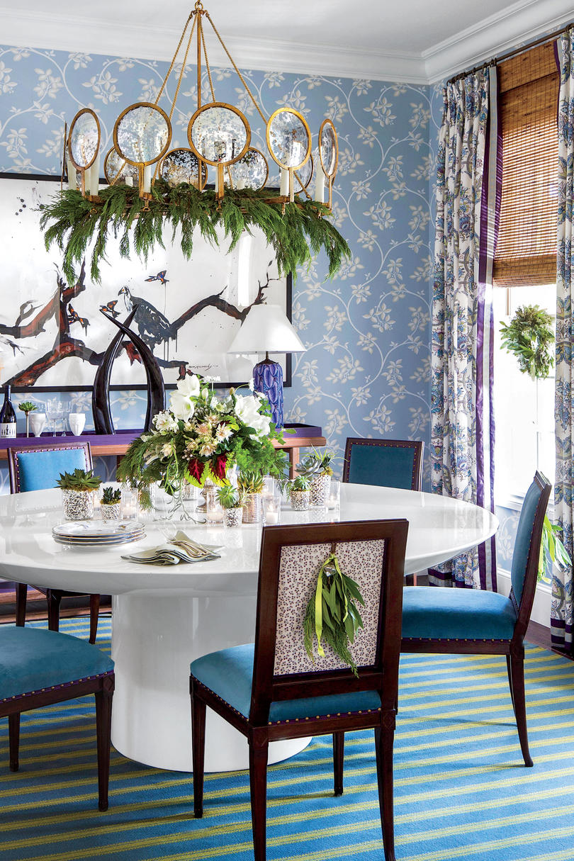 southern living dining rooms in the dining room southern living 13864