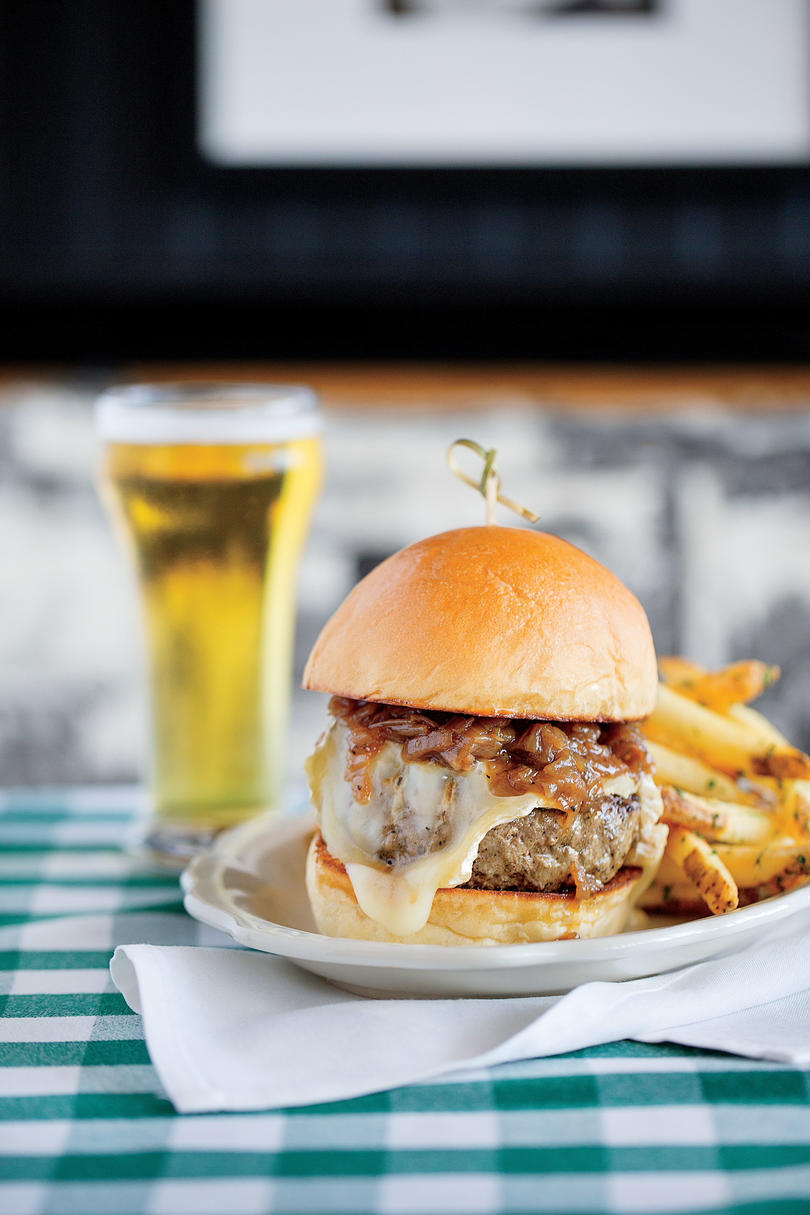 ​One Tiny, Fabulous Burger: Little Jack's Tavern