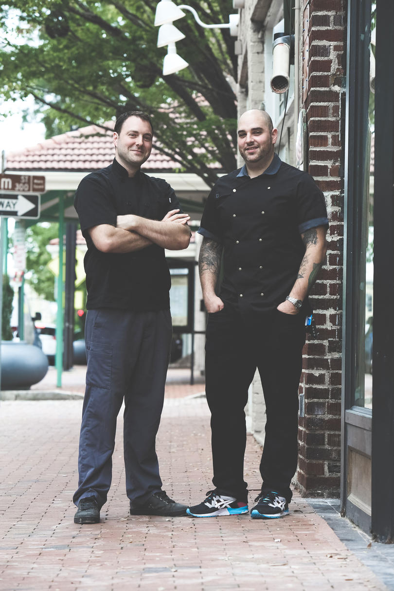 New Chefs in Downtown Raleigh
