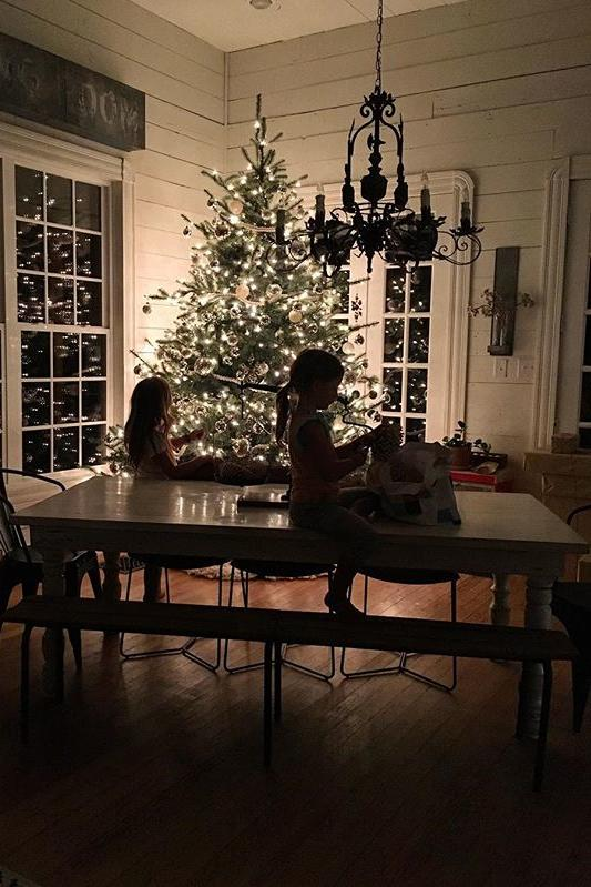 Stealthy Christmas Decorators