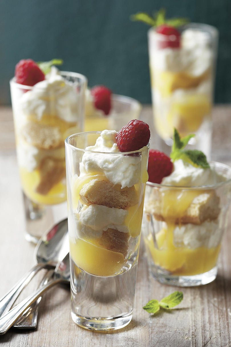 Best Lemon Recipes Lemon Tiramisu