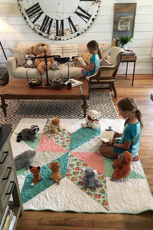 Five Photos That Prove Chip And Joanna 39 S Kids Have The Decorating Gene Southern Living