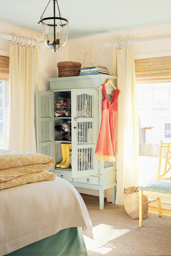 Dressers, Armoires, and Credenzas