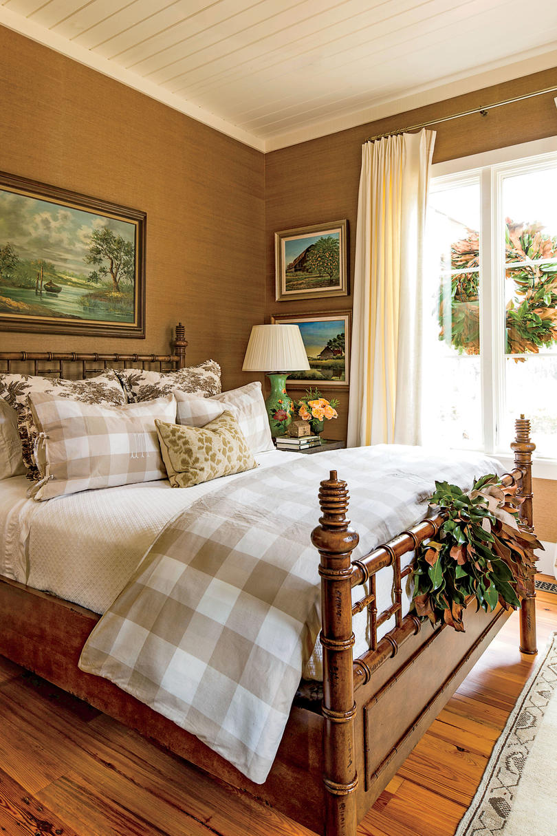10 Tricks To Make Your Bedroom Feel Extra Cozy Southern