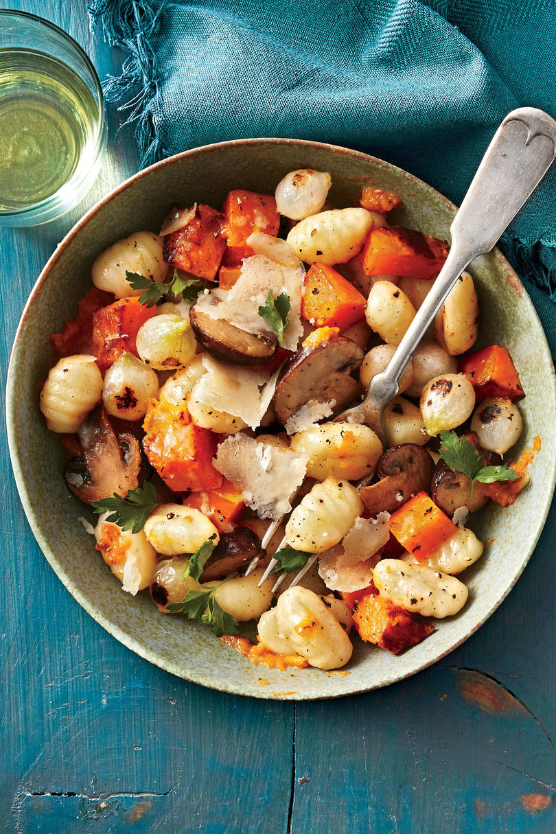 Simple Suppers Challenge: Winter Vegetables and Gnocchi