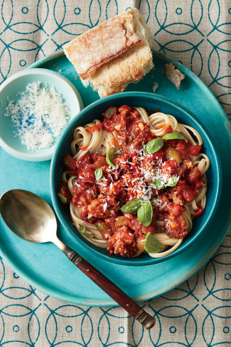 Simple Suppers Challenge: Quick and Easy Spaghetti Bolognese