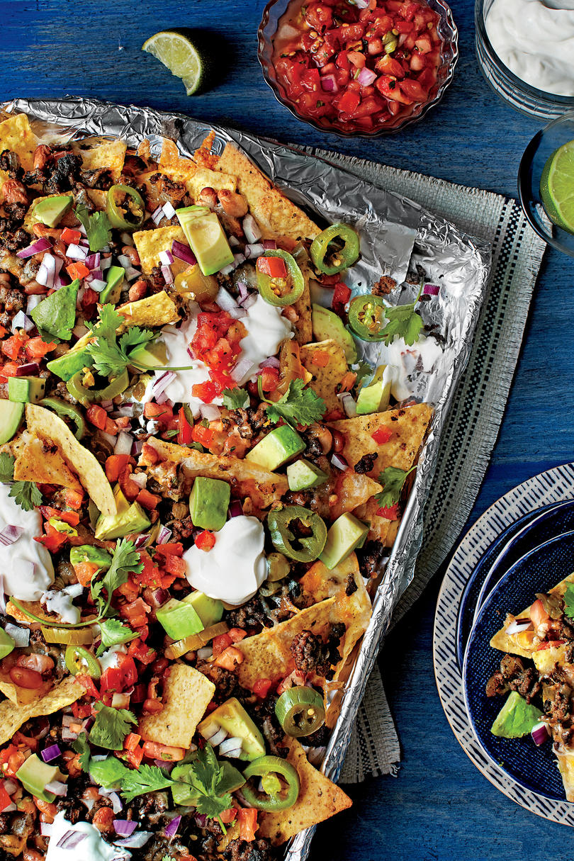 Friday: Sheet Pan Nachos