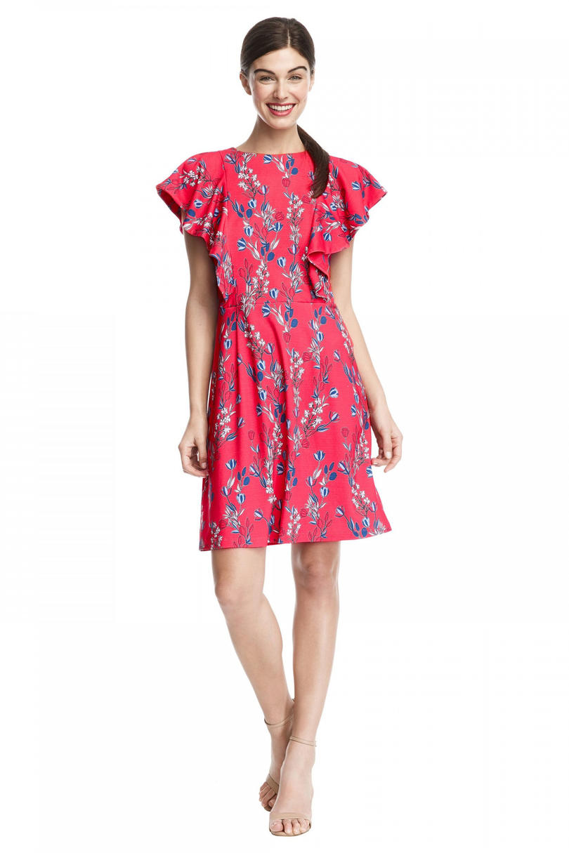 Dunaway Vines Dress